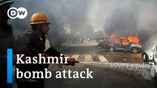 Bomb attack in Kashmir: What will be Modi's 'befitting reply?' | DW News - DEUTSCHEWELLEENGLISH
