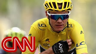 Tour de France champ Chris Froome fails drug test - CNN