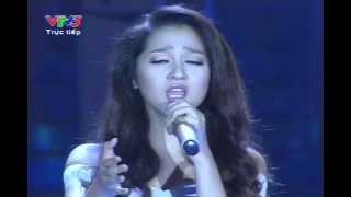 Nguyễn Hoài Bảo Anh: The voice of Vietnam Vietsub :v
