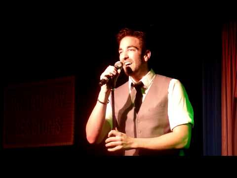 Joey DeBenedetto - Feelin Good at the CCM 2011 Showcase Cabaret