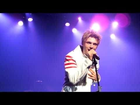 I Got You - Nick Carter - Montreal 2011