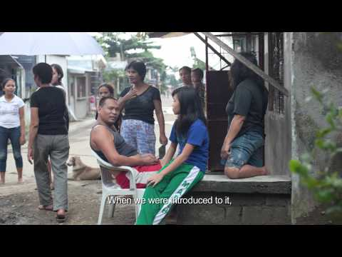 How the people of Sub-Urban, an upstream community in Metro Manila, are helping residents of Banaba