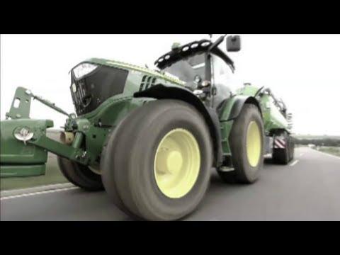 Powerboost n°187 (17/05/13) Enquête sur les vols de tracteurs John Deere !
