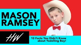 10 Facts You Didn't Know About Walmart Yodeling Boy! - HOLLYWIRETV