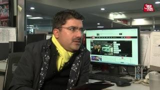 'देशद्रोही' से नहीं, कानून से डर लगता है साहब? - AAJTAKTV