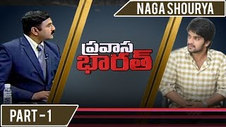 "Hero ""Naga Shourya"" With Pravasa Bharat 