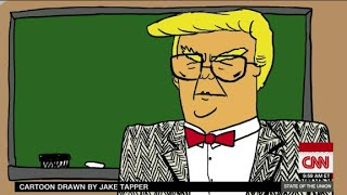 State of the Cartoonion: Trump history - CNN