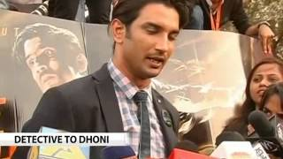 Sushant Singh Rajput on MS Dhoni: The untold story - NDTV