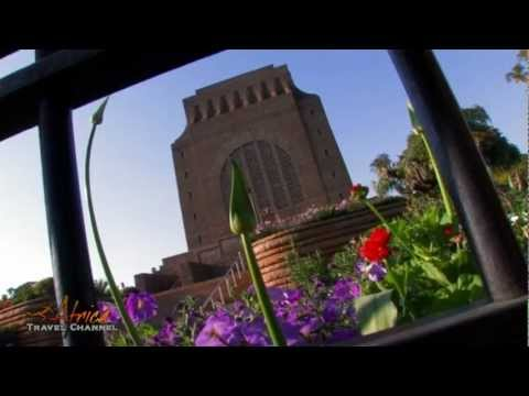 The Voortrekker Monument in Pretoria South Africa - Visit Africa Travel Channel