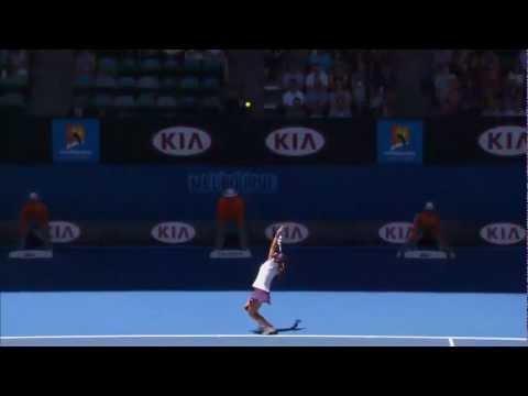 I taka tenisistka wygrywa z Radwańską?