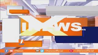 Gandhi Hospital Sanitation Workers Protest For Salaries In Hyderabad | iNews - INEWS
