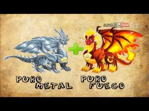 Dragon City - Como Tener Dragones Legendarios, Puros y Unicos 2013 HD