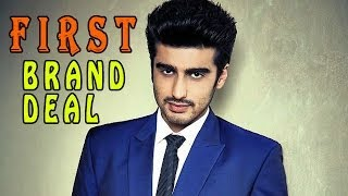 Arjun Kapoor gets his FIRST brand deal in Bollywood - ZOOMDEKHO