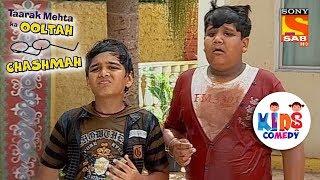 Tapu Sena Gets Scolded For Wasting Water | Tapu Sena Special | Taarak Mehta Ka Ooltah Chashmah - SABTV
