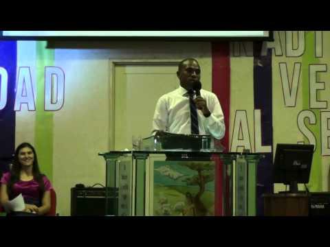 Pastor Juan Carlos Soto - Semana Juvenil
