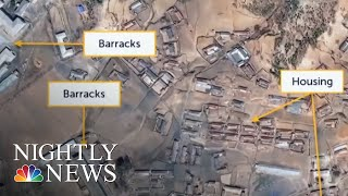 Report Finds Another Undisclosed North Korea Missile Site | NBC Nightly News - NBCNEWS