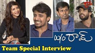 W/O Ram Team Interview | Lakshmi Manchu, Aadarsh, Priyadarshi | TeluguOne - TELUGUONE