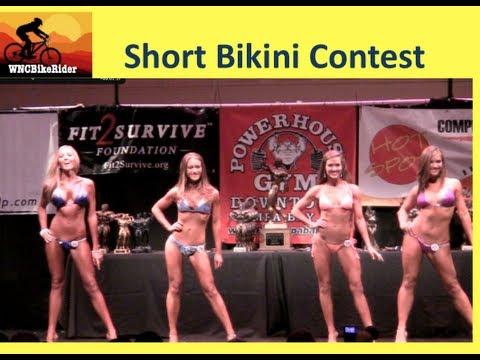 Short Bikini Contest St Pete Muscle Classic NPC September 15, 2012  HD
