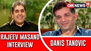 Rajeev Masand Interacts With Bosnian Film Director & Screenwriter Danis Tanović - IBNLIVE