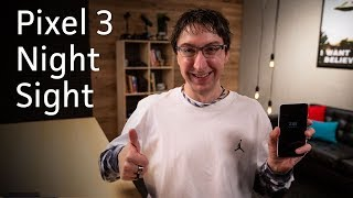 Night Sight on the Pixel 3 IS that special! - PCWORLDVIDEOS