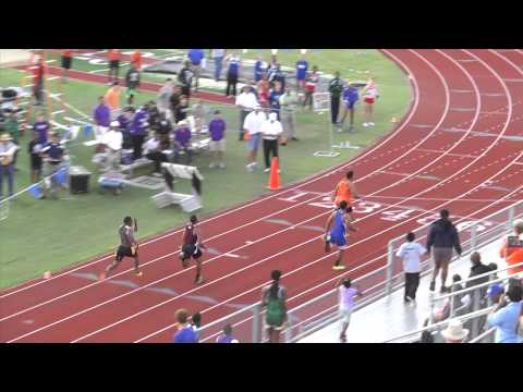 Region II-5A Boys 4 x 100 H 1 & 2