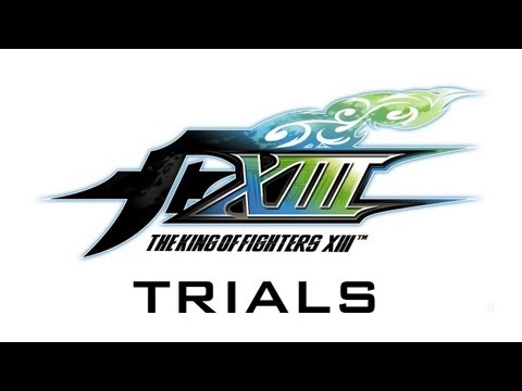 The King of Fighters XIII Trials - Kyo Kusanagi