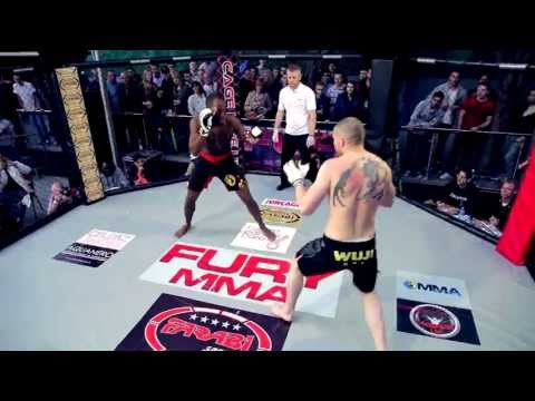 Fury MMA June 2013 - Fight 4 (Alex Lohor vs Jay Tovee)