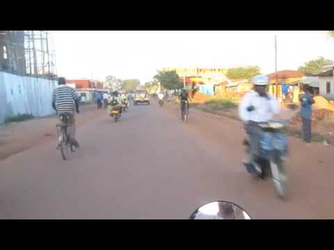 A Ride Through Gulu