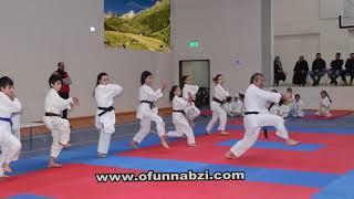 Of Karate Takımı Kuşak Töreni