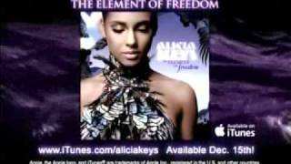 Alicia Keys - The Element Of Freedom Commercial view on youtube.com tube online.