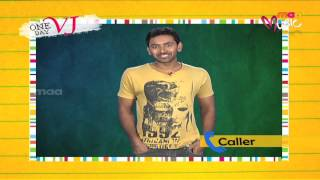 One Day VJ Contest : Bharath Raj - MAAMUSIC