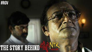 Story Behind Lakshmi's NTR | #NTRtrueSTORY | RGV | Yagna Shetty | Agasthya Manju | Vennupotu Story - RGV