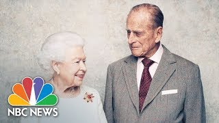 Queen Elizabeth II And Prince Philip: A 70-Year Love Story | NBC News - NBCNEWS