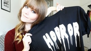 sarahhawkinson – Haul: Topshop, Juicy Couture, & More!