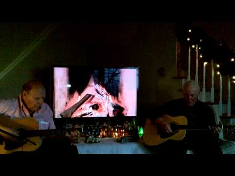 #70 Silent Night / Old time music by the Doiron Brothers in Saint John, NB