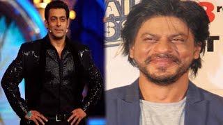 Salman Khan invites Shah Rukh Khan to Bigg Boss 8 house - TIMESNOWONLINE