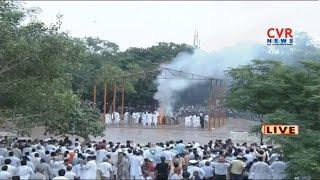 Atal Bihari Vajpayee Cremated with full State Honours at Smriti Sthal in Delhi | CVR News - CVRNEWSOFFICIAL