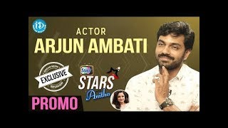 Agni Sakshi Serial Fame Arjun Ambati Exclusive Interview - Promo || Soap Stars With Anitha - IDREAMMOVIES