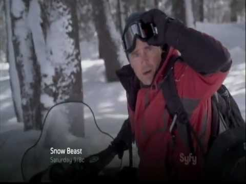 Snow Beast (2011) Syfy TV Spot