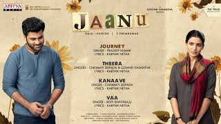 Jaanu Tamil Songs Jukebox | Sharwanand, Samantha | Govind Vasantha - ADITYAMUSIC