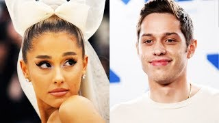Does This Mean Ariana Grande & Pete Davidson Are Getting Back Together?! | Hollywire - HOLLYWIRETV
