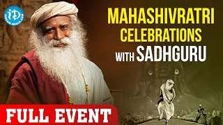 LIVE : MahaShivRatri Celebrations With SADHGURU at Isha Yoga Center || #MahaShivRatri2020 - IDREAMMOVIES