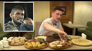 Eat like Khabib: Dagestani food that fuels the UFC champ - RUSSIATODAY