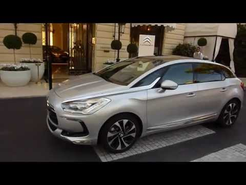 Citroen DS5 2.0 HDi Sport Chic Essai complet