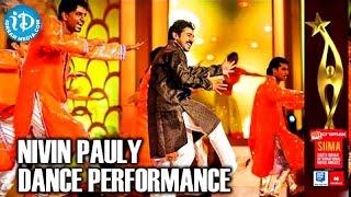 Nivin Pauly Dance Performance    SIIMA 2014 Awards - IDREAMMOVIES