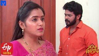 Naalugu Sthambalata Serial Promo - 24th January 2020 - Naalugu Sthambalata Telugu Serial - MALLEMALATV