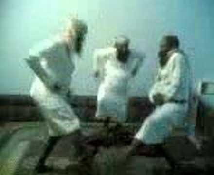 Arabská diskotéka má opravdu svá specifika:D