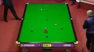 Ronnie O'Sullivan Left Handed Century (unbelievable and ... view on rutube.ru tube online.