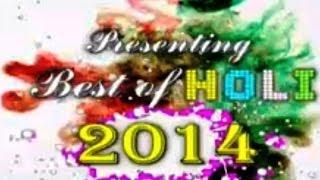 Best Of 2014 Bhojpuri Holi Songs