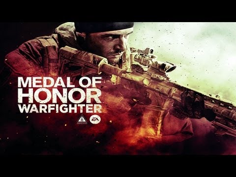 Linkin Park &quot;Medal of Honor Warfighter Trailer&quot; - Official 2012 Multiplayer Gameplay